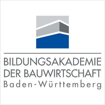 Logo Bildungsakademie der Bauwirtschaft
