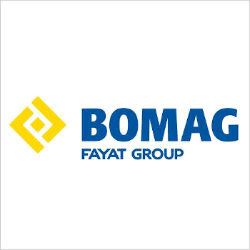 Logo Bomag FAYAT GROUP