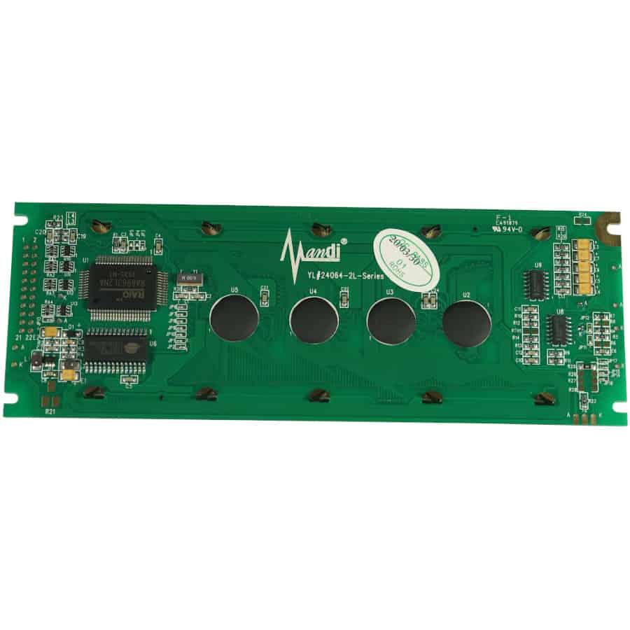 Controller für LCD Mobule der Marke andi hergestellt von Lehner Dabitros / YL#