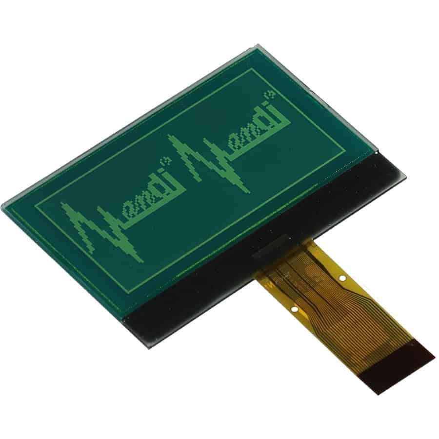 Full color LCD ePaper Modul LCD der Marke andi hergestellt von Lehner Dabitros / YL#