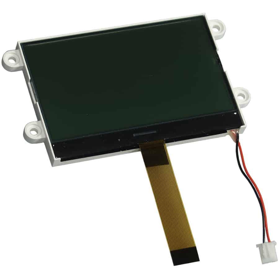 serielles transflektives LCD Grafik Modul der Marke andi hergestellt von Lehner Dabitros / YL#