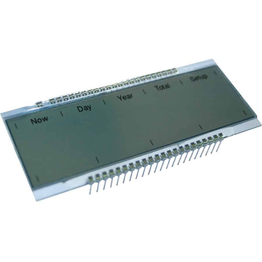 Glas für LCD Module der Marke andi hergestellt von Lehner Dabitros / YL#