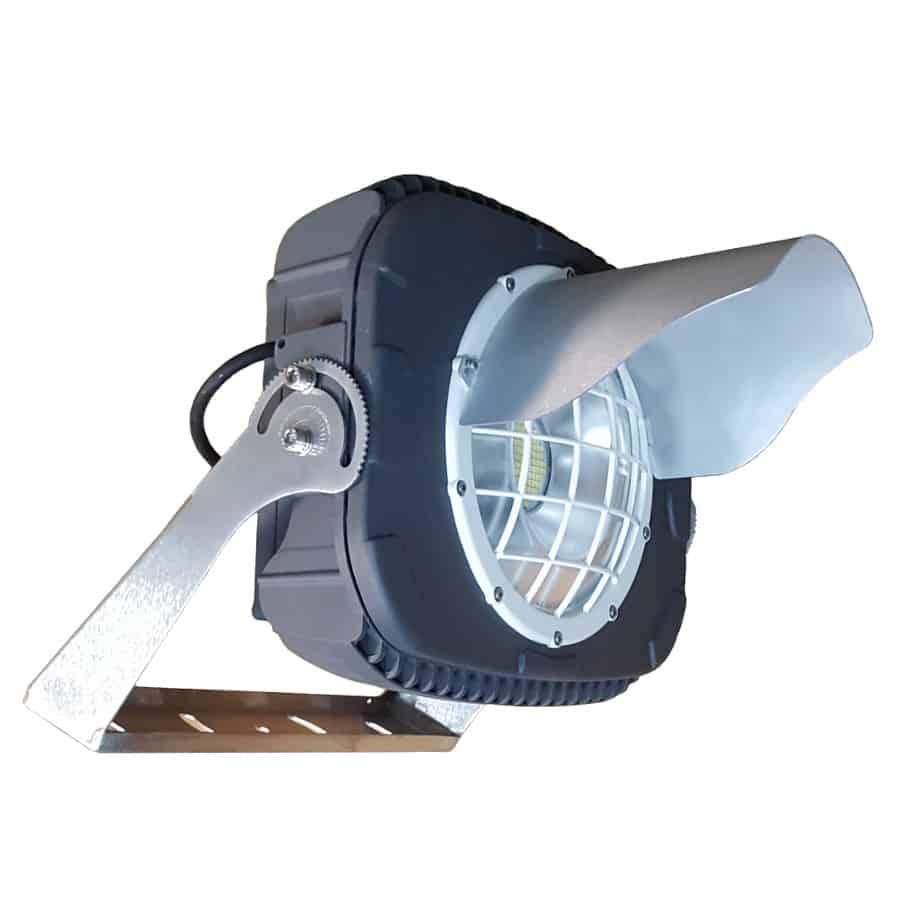 OKKA FLEX LED-FLUTLICHTSTRAHLER der Marke Leuchtfeuer des Herstellers Lehner Dabitros