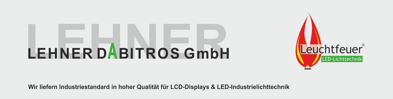 Logo Lehner Dabitros Leuchtfeuer Newsletter