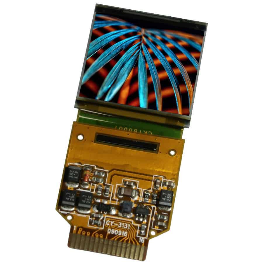 serielles capacitives LCD OLED mit USB als Touch Panel der Marke andi hergestellt von Lehner Dabitros / YL#
