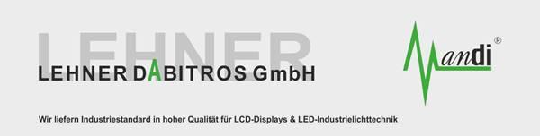Logo Lehner Dabitros andi Newsletter